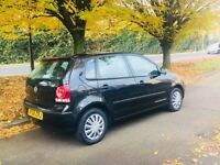 Volkswagen Polo 1.2 Match Hatchback 5dr Petrol Manual..low Mileage