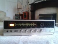 FULLY SERVICED AND RECAPPED SANSUI 350 (upgraded)