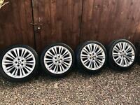 "Jaguar, Ford Kasuga Special Edition 19"" Alloy Wheels, Alloys"
