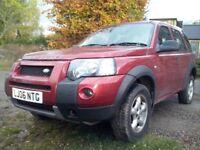2006 Land Rover Freelander TD4 *** £2295 ***