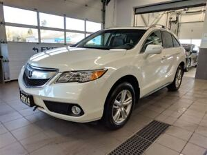 2014 Acura RDX WAS $29995 One Owner Back up Camera