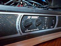 AMPLIFIER 3000 WATTS - MATRIX XP 3000 H