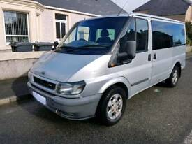 Ford Transit Tourneo GLX 9 Seater 2005