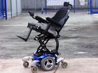 Jive M 6mph Electric Seat Lift, Tilt, Led Lights. FREE Delivery. Nice Condition. Electric Wheelchair