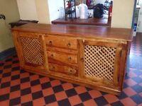 John Lewis Maharani Sideboard (£700 new)