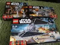 LEGO STAR WARS ROGUE ONE BUNDLE