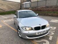 BMW 118D LCI 6 SPEED MANUAL