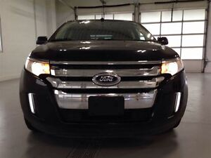 2013 Ford Edge SEL| AWD| LEATHER| NAVIGATION| PANORAMIC ROOF| BA Cambridge Kitchener Area image 9