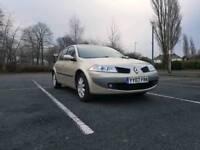 Renault Megane Dynamique 1.6 petrol 111bhp