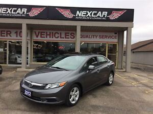 2012 Honda Civic EX 5 SPEED A/C SUNROOF ONLY 140K