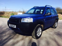 LHD LAND ROVER FREELANDER TD4 DIESEL,,IN PERFECT CONDITION,,LEFT HAND DRIVE