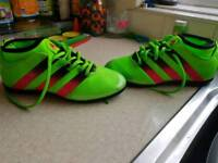 Adidas astro boots size 3