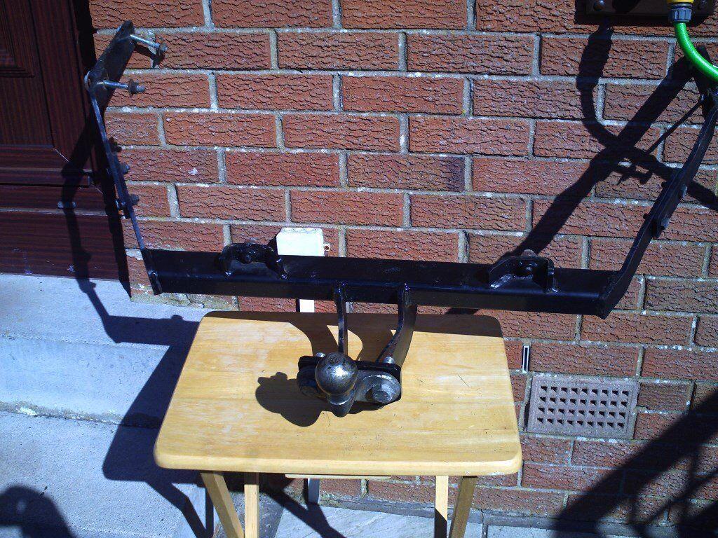 Citroen Xsara Picasso Towbar 2000 to 2010 Tow Bar