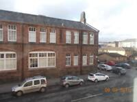 (LET AGREED), TOP FLOOR ONE BEDROOM FLAT TO LET DAISY STREET GLASGOW ,G42 8JT,