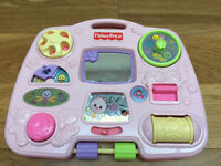 Fisher price cot activity centre