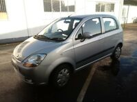 Chevrolet Matiz 1.0 , new cambelt kit , new battery , MOT march 30th , lovely to drive, £895 ovno