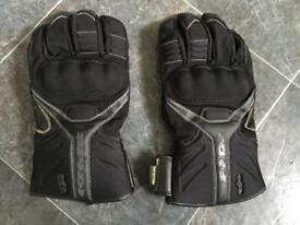 Spidi Motorcycle Gloves Size XL as new