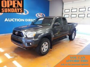 2013 Toyota Tacoma WOW TRD! VERY LOW KM! V6 4X4!