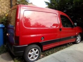 citroen berlingo van 1.9d