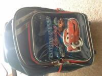 children's cars travel bag