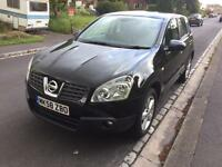 Nissan Qashqai 2.0 Petrol 5Dr 2008 Leather Interior MOT'D