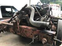 Iveco euro cargo tector 4 cylinder engine & box