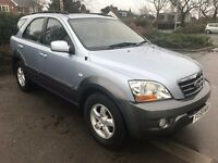 12 MONTH ROAD TAX INCL !!2009 59 Sorento 2.5 CRDI DIESEL XE Auto Diesel 4x4 Leather 67800 Miles FSH