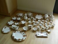 Vintage Old Foley James Kent Bone China Collection Various Items