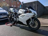 Ducati 848 low miles, excellent condition
