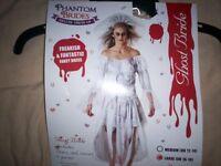fancy dress ghost bride