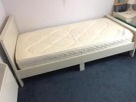 Single Bed & Mattress (Not Used )