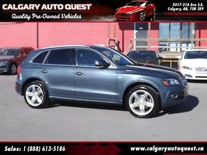2011 Audi Q5 2.0T Premium Plus S-line AWD/NAVI/B.CAM/LEATHER