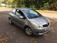 TOYOTA YARIS T3 AUTOMATIC FULL SERVICE HISTORY PORTSMOUTH