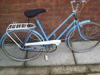 Ladies vintage road bike