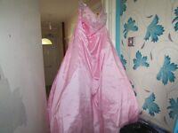 BEAUTIFUL PINK DRESS SIZE 24