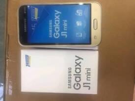 Samsung galaxy j1 mini brand new sealed