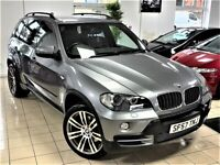 HUGE SPEC! BMW X5 3.0D M AUTO + NEW ALLOYS + FULL DEALER SERVICE HISTORY +FREE DELIVERY TO YOUR DOOR