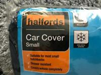 Halfords car cover