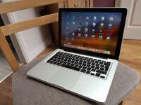 Apple MacBook Pro 13 inch Late 2011, Core i5, 8gb Ram, Full Office