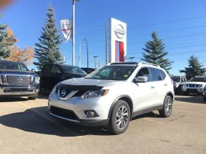 2016 Nissan Rogue SL Premium LEATHER/NAVI