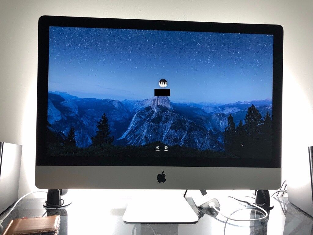 New Imac 2020.Apple Imac 5k 27 Desktop Mned2b A 2017 Covered By Applecare Until Aug 2020 In Southampton Hampshire Gumtree