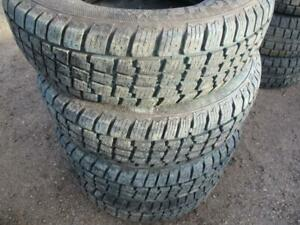 215 70 R15 Winter almost new over 95% thread left