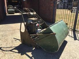 "Vintage Atco 34"" villiers running lawnmower"