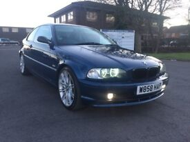 BMW 3 series e46 coupe