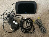 BT home hub 3.0 with power adapter
