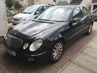Mercedes E Class Elegance CDi220 2.2 Diesel Manual 6 Speed