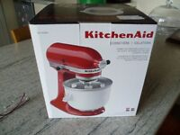 Kitchen Aid ice cream maker attachment-NEW