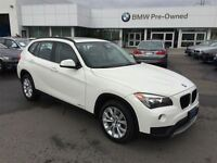 2013 BMW X1 xDrive28i Vancouver Greater Vancouver Area Preview