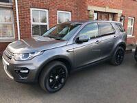 Jan 2018 Land Rover Discovery Sport SE Tech £33,750 ono