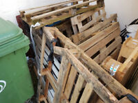Pallets Free For Collection Only